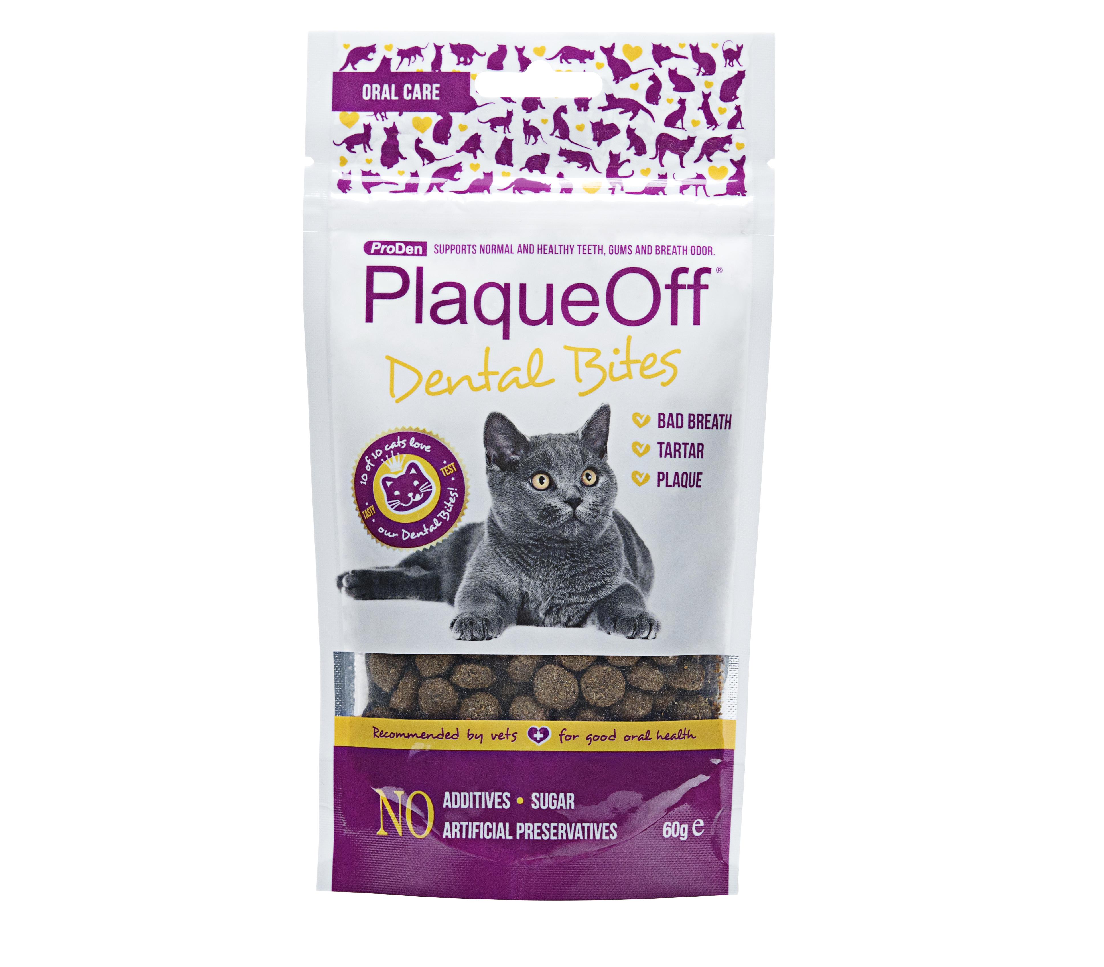 ProDen PlaqueOff® Dental Bites – kat
